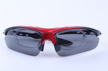 Motorbike & mounting & cycling sport polarized sunglasses from china factory