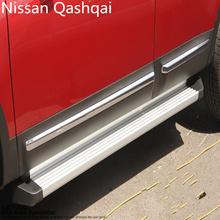 2010 - 2014 Nissan Qashqai Running Boards