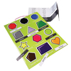 E1008 2014 hot brand new for kids baby and child creative colour and shape magnetic learning educational toys