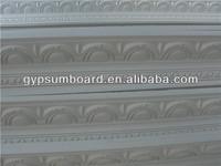 plaster of paris /cornice decorative /Gypsum Cornice Moulding for Ceiling Decoration