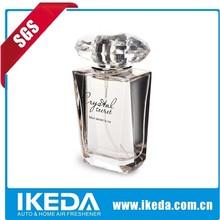 2014 hot item royal crystal perfume bottle eau de parfum