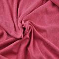 """64"""" wide poliéster linho tecido de malha para vestuário"""
