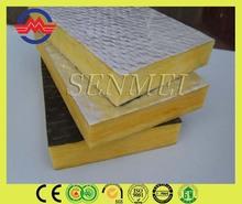heat insulation material aluminium foil-clad glass wool