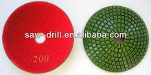 Good Quality Diamond Granite Convex Polishing Pads