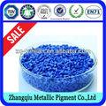 2014!!! Caliente!!! La venta!!! Olor poco masterbatch del color en polvo de alúmina para zlg-102 de plástico