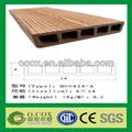 2014 reciclado engineered flooring de madeira exterior revestimento plástico composto