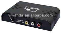 HDMI TO Composite to S-video to Audio Converter with scaler manufacturers, suppliers and exporters