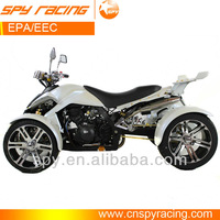 New Style Water Cooled EEC 250CC Quad