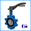 Huagreat wafer lug type butterfly valve for water treatment