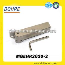 Shank 20mm MGEHR/L Parting Carbide Insert Holder Turning Tools