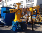 Double Arms Sand Mixer