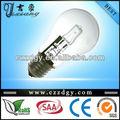 E27 clase c a55 85v- 240v de ahorro de energía 1500h bombilla halógena
