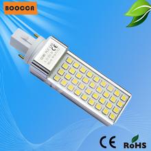 5630 G24 8w led plug light with CE UL rohs
