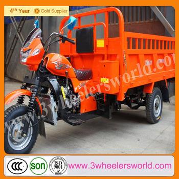 China import 2014 new product Tuk Tuk Delivery Van/three wheel mini truck for sale