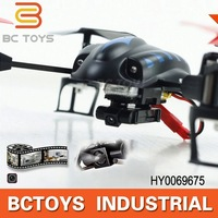 Hot! H07C 2.4G 4ch 6axis gyro rc aircraft plastic model with camera HY0069675