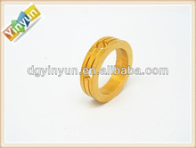 Gold plating fashion 2014 ring mens fashion ring 18k gold mens ring