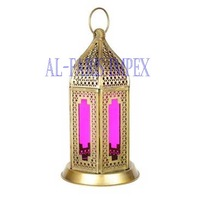 Moroccan candle lantern