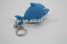 led keychain light/custom name keychains/plastic keychain photo holder