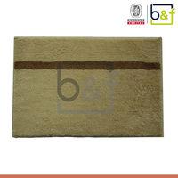 Machine Made Washable Home/Hotel Comfortable Floor Micro Fiber Bath Mat