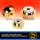 Small Copper Sinter Spur Gear