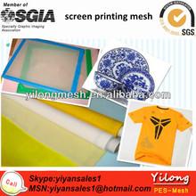 Free shipping 100T tropical print fabric mesh