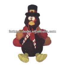 180cm high Halloween inflatable turkey