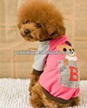 2014 New Arrival Spring-Summer Pet Clothes for Dog Pet Suit Dog Coat Pet Jacket for Dog in 7 sizes MOQ:100pcs