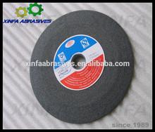 China abrasivo 8 polegada C rosto moagem fabricante rodas para lâmina de serra circular