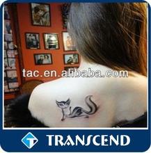 Hot Sale Decoration 3D Colorful Water Transfer Nail Art Sticker/Adult Water Transfer Tattoo Sticker /Body Tattoo Printing