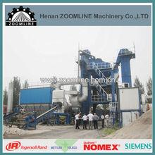SAP100 hot mix asphalt plant/ hot mix asphalt machine