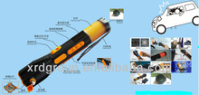 Sharey multi-functional tool escape impact hammer emergency safety tool breaker hammer with led flash light radio