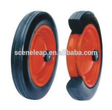 wheelbarrow wheels sr2500/cheap wheels /13*3 solid wheels