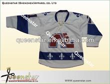 New york wholesale ice hockey Sublimated jersey