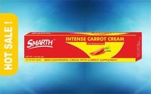 Skin Lightning & Whitening & Brightening Carrot Cream with Hydroquinone 30 g