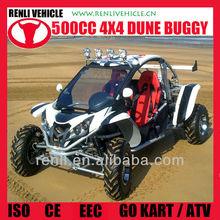RENLI 500cc 4x4 hot two seat adult petrol car