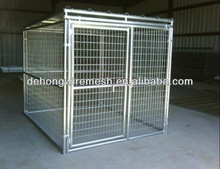 Dog Run Fence/Pet Enclosure Dog Kennel (ISO9001&Manufacturer)