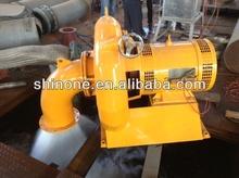 Small Hydro power generator plant