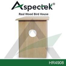 PetsN'all Real Wood Bird House