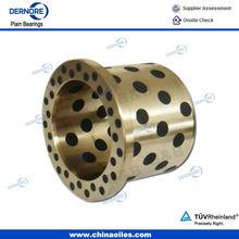 carbon bush cast sleeve casting alloy