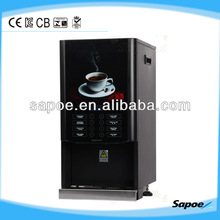 Sapoe Italy Design Deluxe 8 selections coffee machines 71104