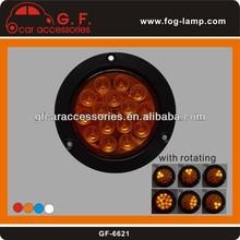 "4"" Led Strobe Flash Tail Lights"