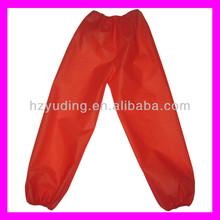 High quality lovely function EVA red kids waterproof pants kids