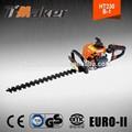 Haute qualité à bas prix HS-HT2302 essence portable tracteur taille haie