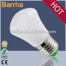 Zhong shan gu zhen lights led replacement 4w e27 led lamp bulb