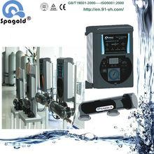 45g pool salt chlorinator/swimming pool chlorine/salt water chlorinator for swimming pool