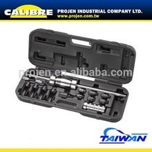 CALIBRE auto repair tools 14pc blind bearing puller set / Stinger Blind Hole Bearing Puller Set