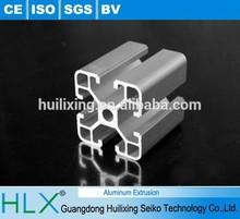 Aluminium Fassaden profile wholesale, direct sell Aluminium F Profile for office, buliding, conveyor roller
