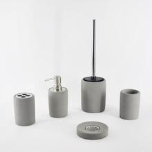 Grey hot sell concrete fashion accessories design