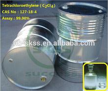 99.5% purity Tetrachloroethylene for sale