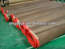 PTFE coated high temperature teflon conveyor belt